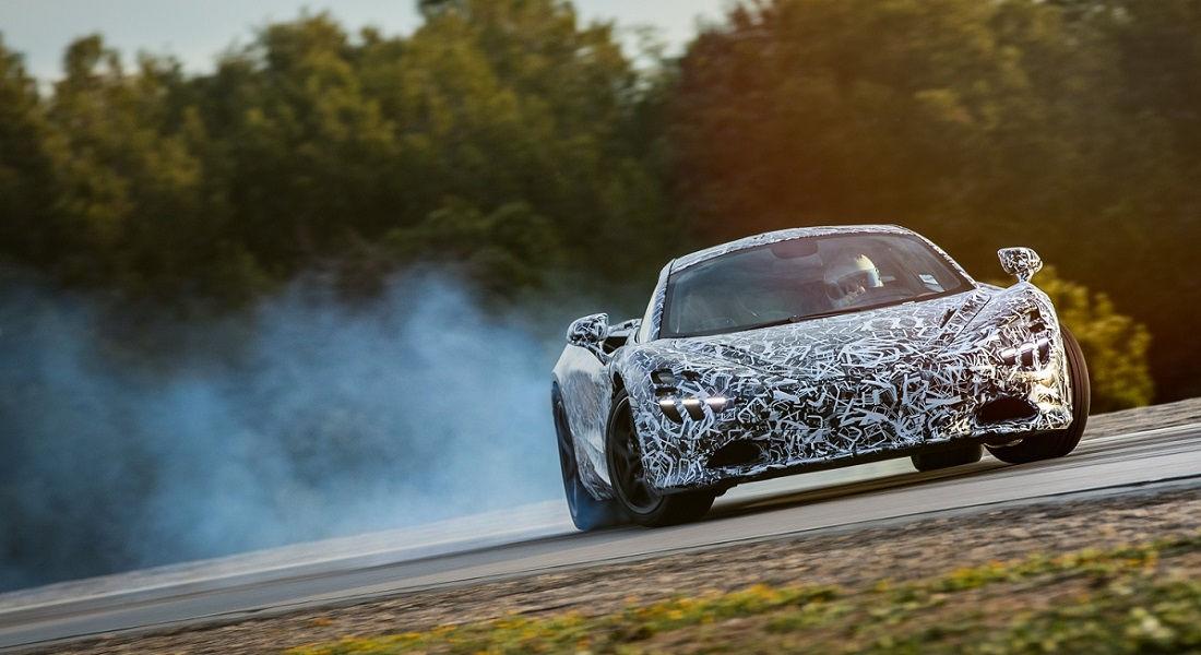 Photo of Nuova McLaren Sport Series Con La Modalità Drift