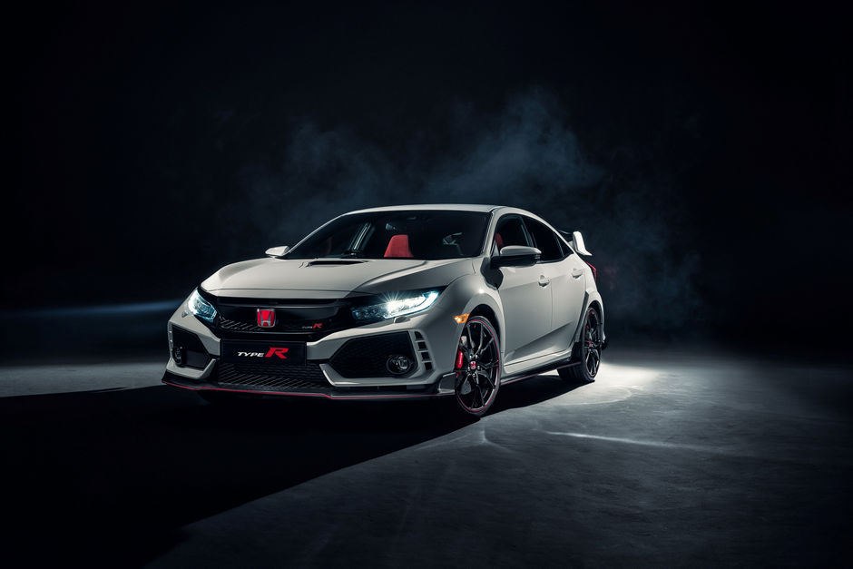 Photo of Honda Civic Type R Ginevra 2017