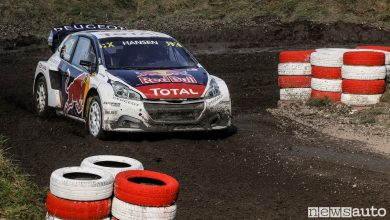 Photo of Peugeot 2° posto WRX Rallycross Germania