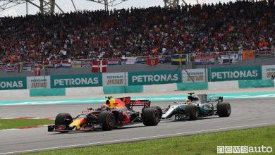 Photo of Red Bull vittoria in Malesia  F1 2017 Classifiche gara
