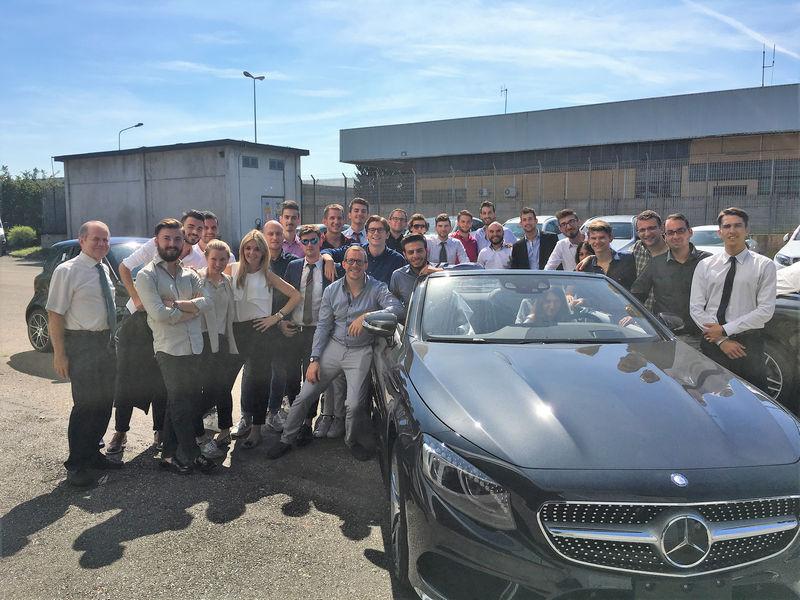 Photo of Mercedes-Benz #mercedesvivaio