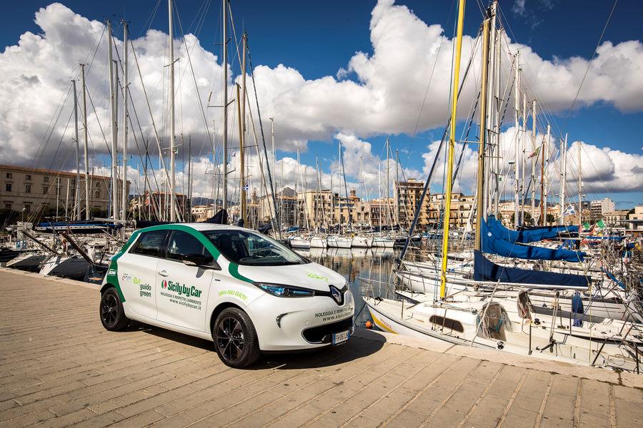 Photo of Renault Zoe Eco Tour Sicilia