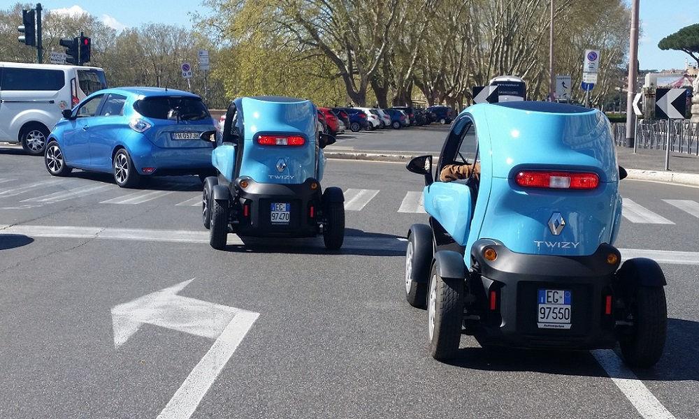 Photo of Renault Zoe Raduno Mobilità Elettrica e Sostenibile