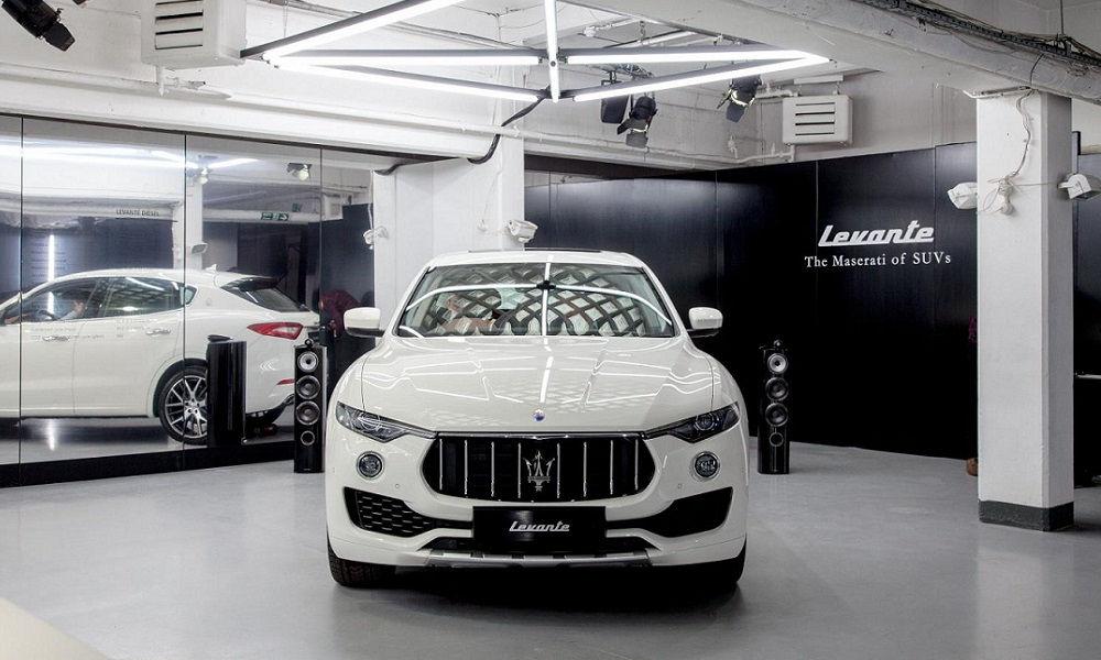 Photo of Maserati Levante S Nel Regno Unito