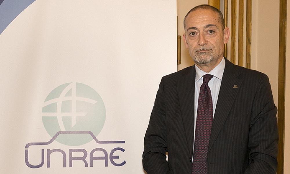 Michele Crisci Presidente dell'UNRAE, l'Associazione delle Case automobilistiche estere