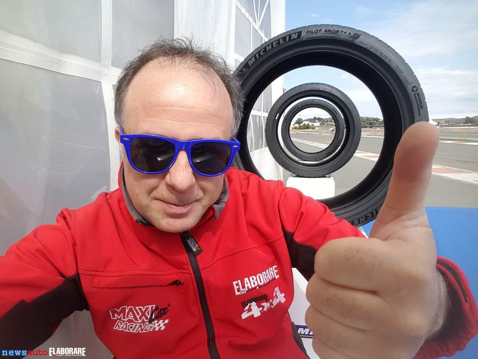 Photo of Pneumatici Sportivi | Il Test Del Michelin Pilot Sport 4S