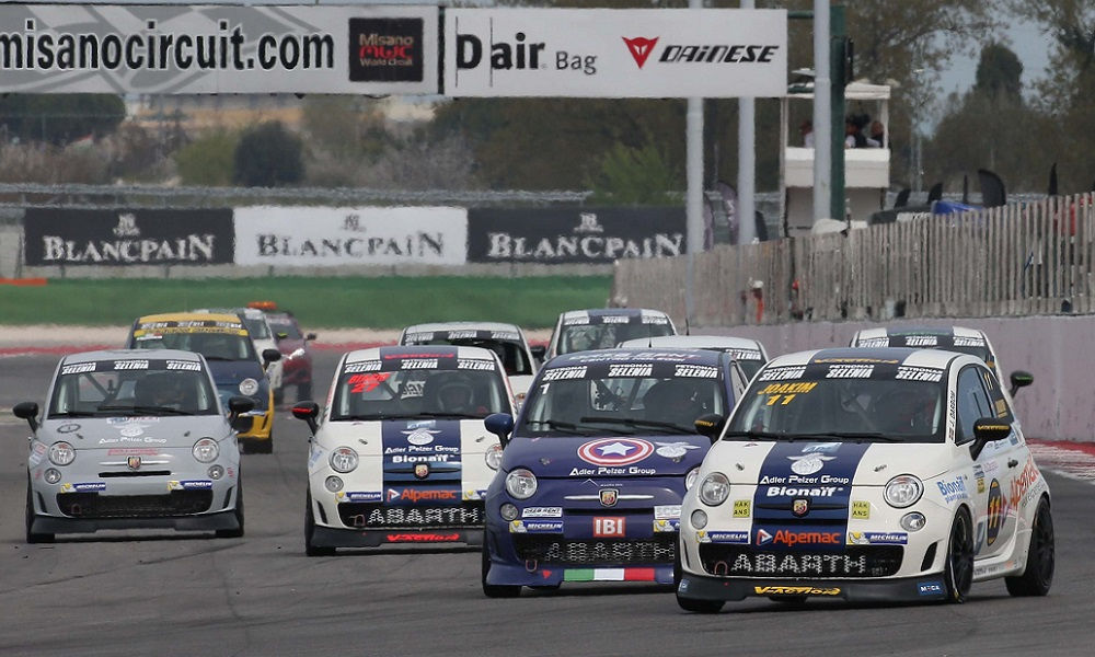 Photo of Abarth Weekend Racing Classifiche