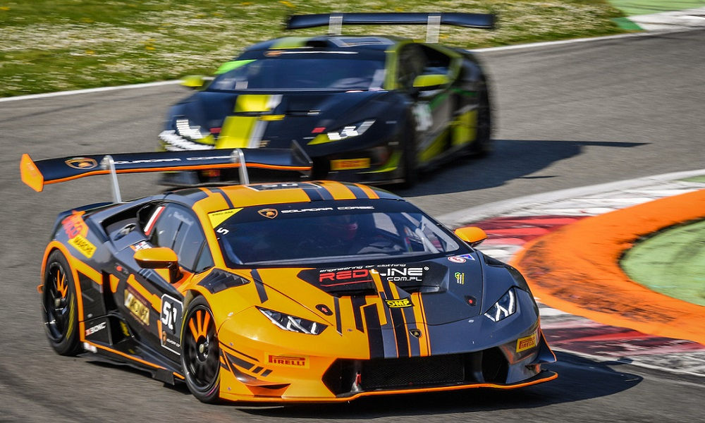 Photo of Lamborghini Super Trofeo Europa Calendario 2017