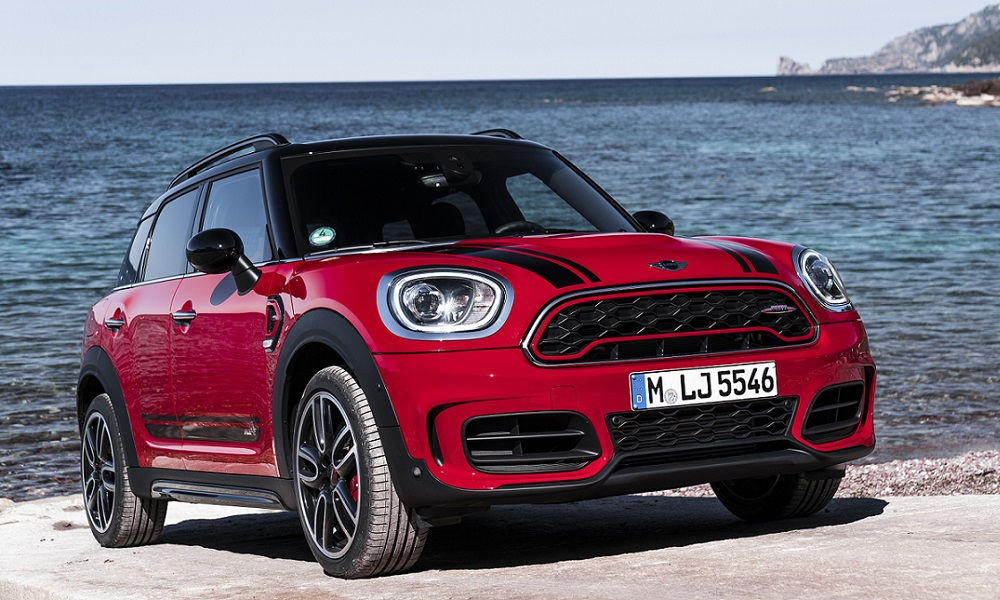 Photo of Mini Countryman John Cooper Works