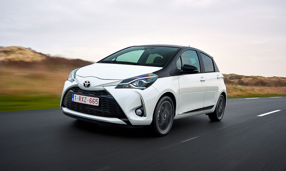 Photo of Nuova Toyota Yaris 2017