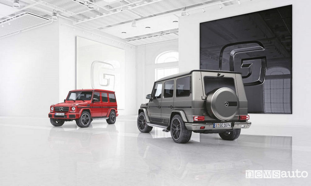 Photo of Mercedes-Benz Classe G Modelli Speciali