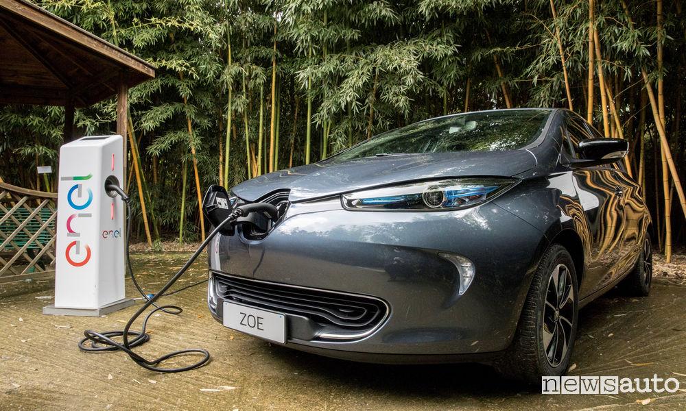 Photo of Renault Zoe 1.000 Immatricolazioni
