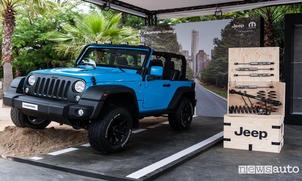 Photo of Jeep Wrangler Kit Mopar One Pack