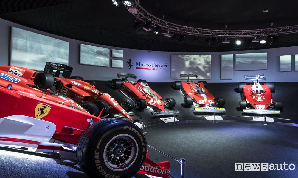 """Photo of Museo Ferrari """"under The Skin"""" e """"rosso Infinito"""""""