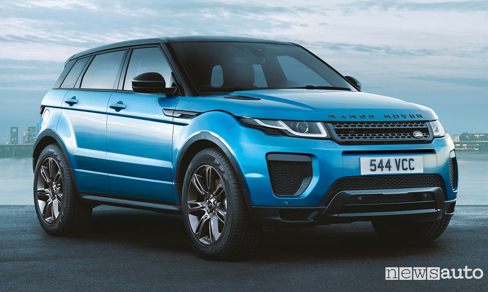 Photo of Range Rover Serie Speciale Evoque Landmark