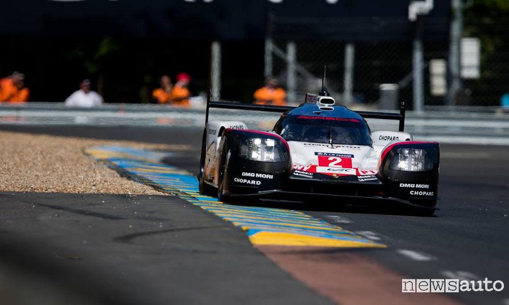 Photo of Porsche Vittoria Le Mans [Classifica Arrivo Foto Video]