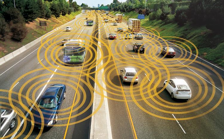 Smart Road Guida Autonoma