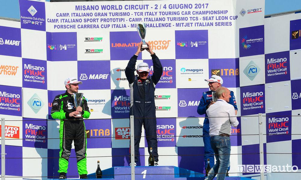 CIT-2017-Misano-Gara-1-podio-Peugeot-308-Racing-Cup