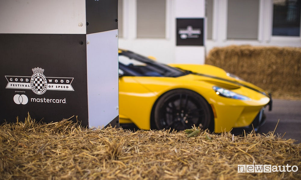 Photo of Ford Festival Of Speed di Goodwood