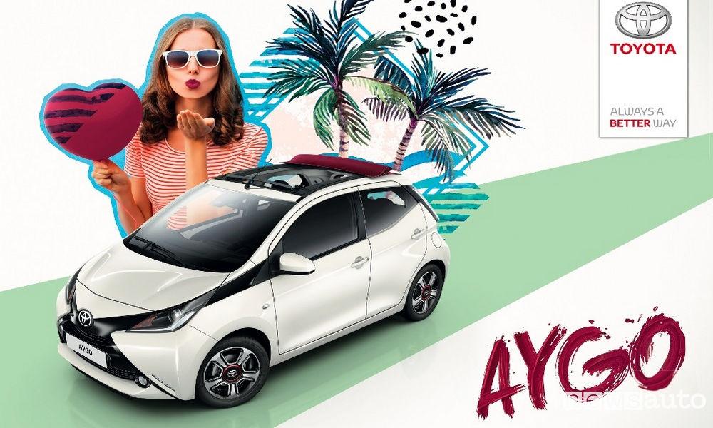 Photo of Toyota Nuova Aygo X-Wave