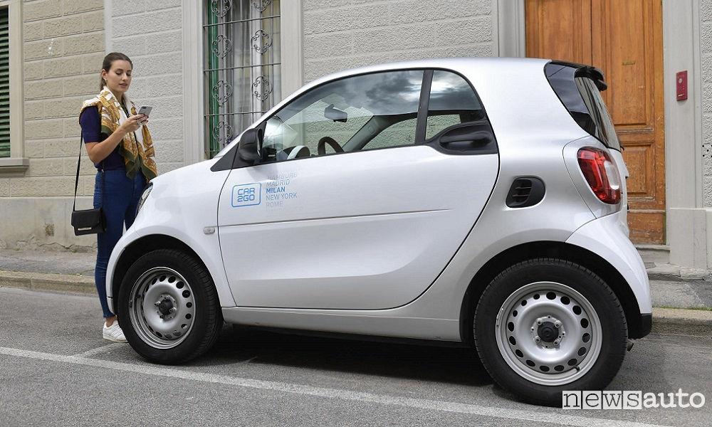 Photo of Come Fare La Registrazione A Car2Go Solo Online