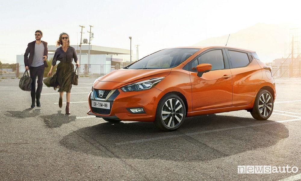 Photo of Crash Test Euro Ncap Nissan Micra