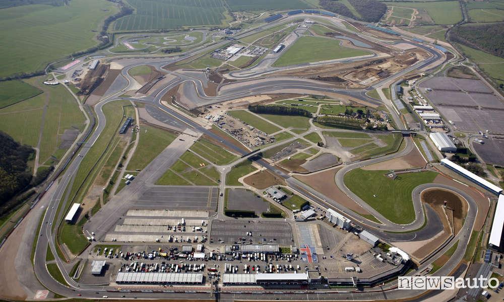 Circuito di Silverstone F1