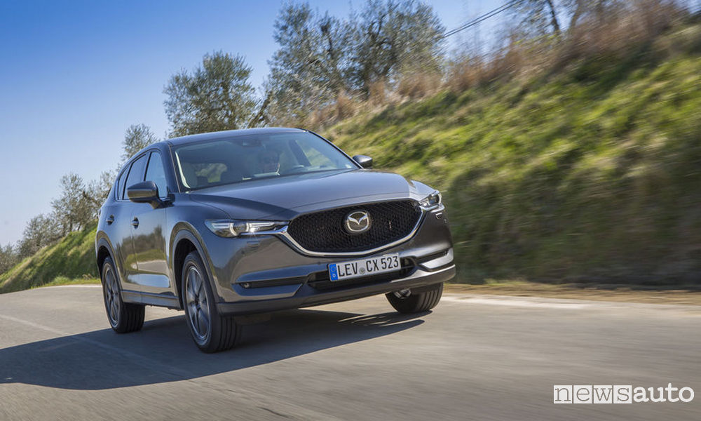 Photo of Promozioni auto diesel, Mazda CX-5 in offerta