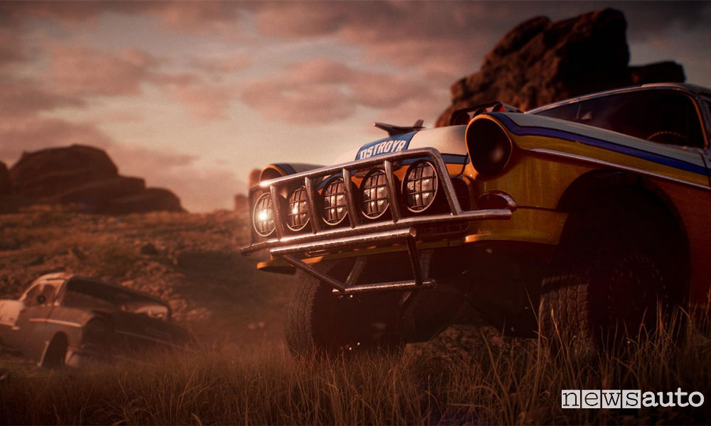 Photo of Da rottami a supercar in Need for Speed Payback