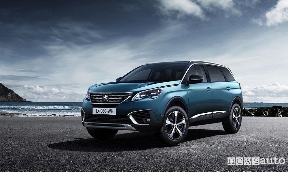 Photo of Peugeot Foto SUV 5008