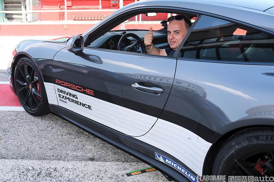 Photo of TEST PORSCHE 911 GTS / Michelin Pilot Sport Cup 2 / Pilot Sport 4s