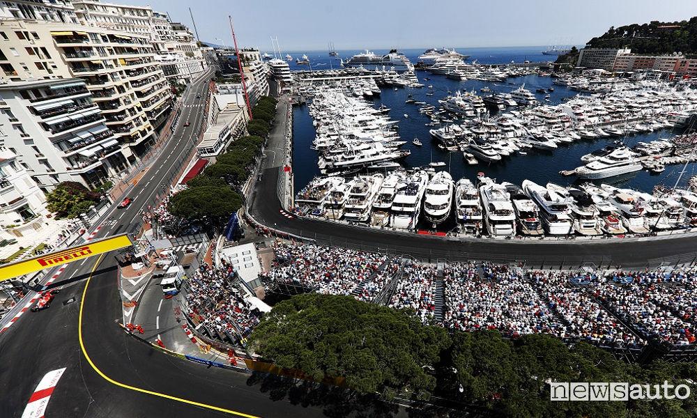 Photo of Orari Gp Monaco F1 2021 a Montecarlo, diretta SKY e TV8