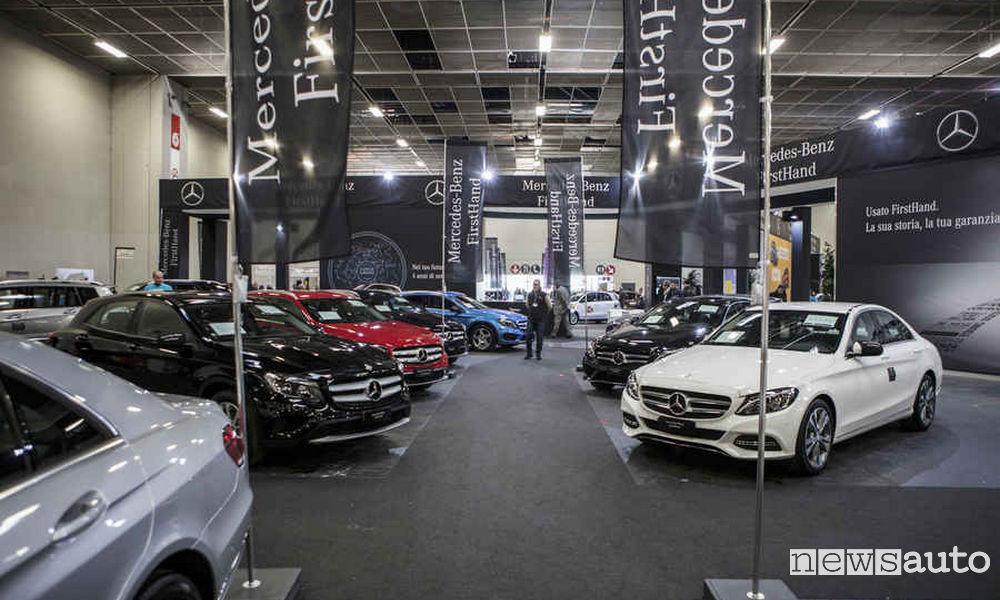 Vendite auto usate in crisi nel 2020