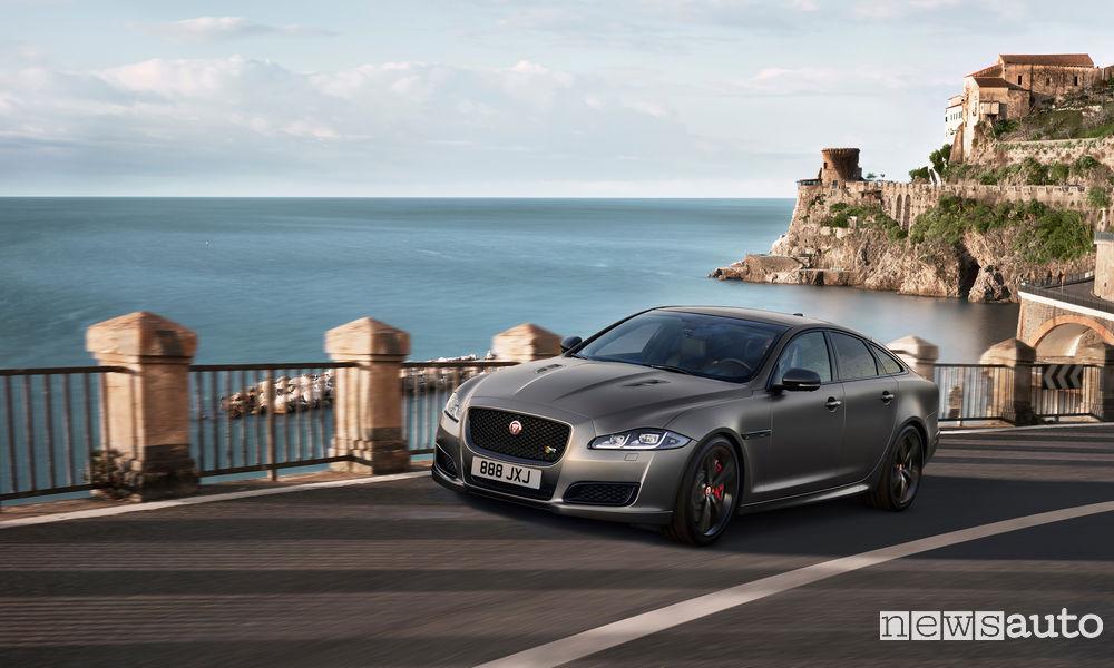 Photo of Le foto della nuova Jaguar XJR575