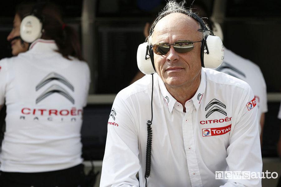 Jean-Marc Finot, direttore di Stellantis Motorsport