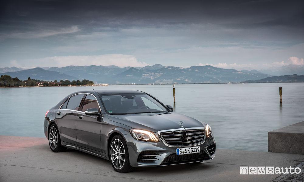 Photo of Tutte le foto della nuova Mercedes-Benz Classe S