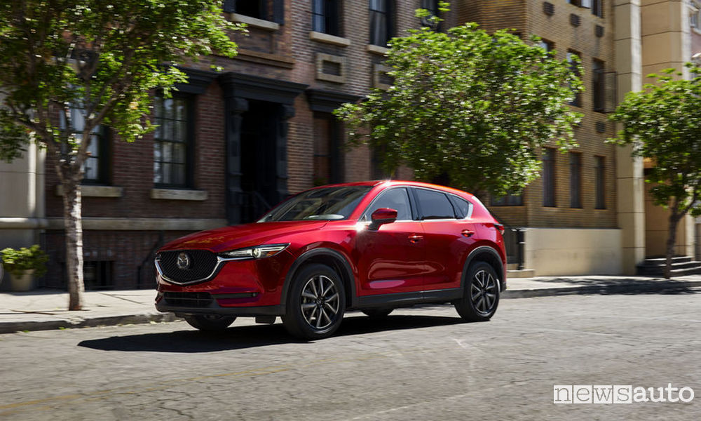 Photo of Mazda riceve il Safety Pick+ Rating IIHS