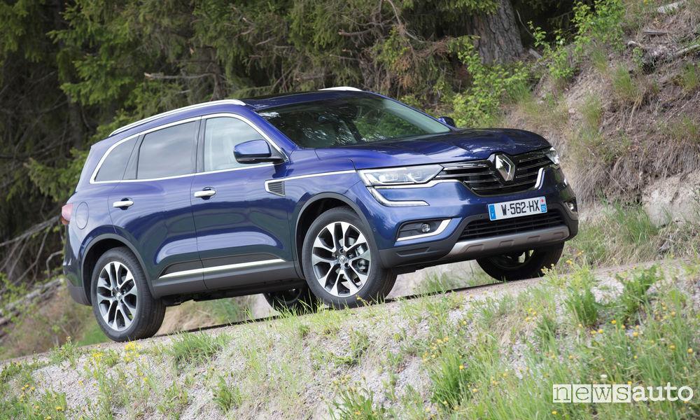 Photo of Foto nuovo Renault Koleos