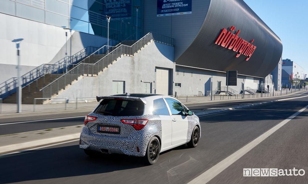 Photo of Tutte le foto della Toyota Yaris GRMN