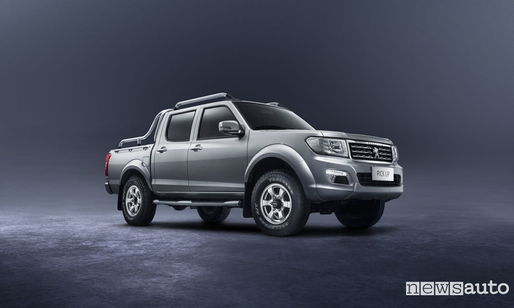 Photo of Peugeot Nuovo Pick Up