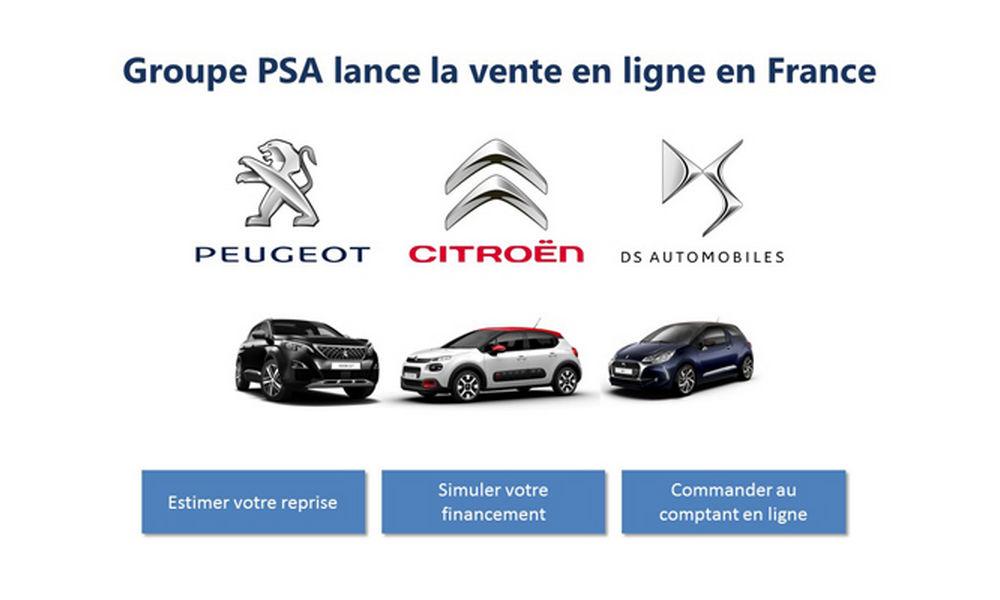 Photo of PSA vendita on line nuovi veicoli