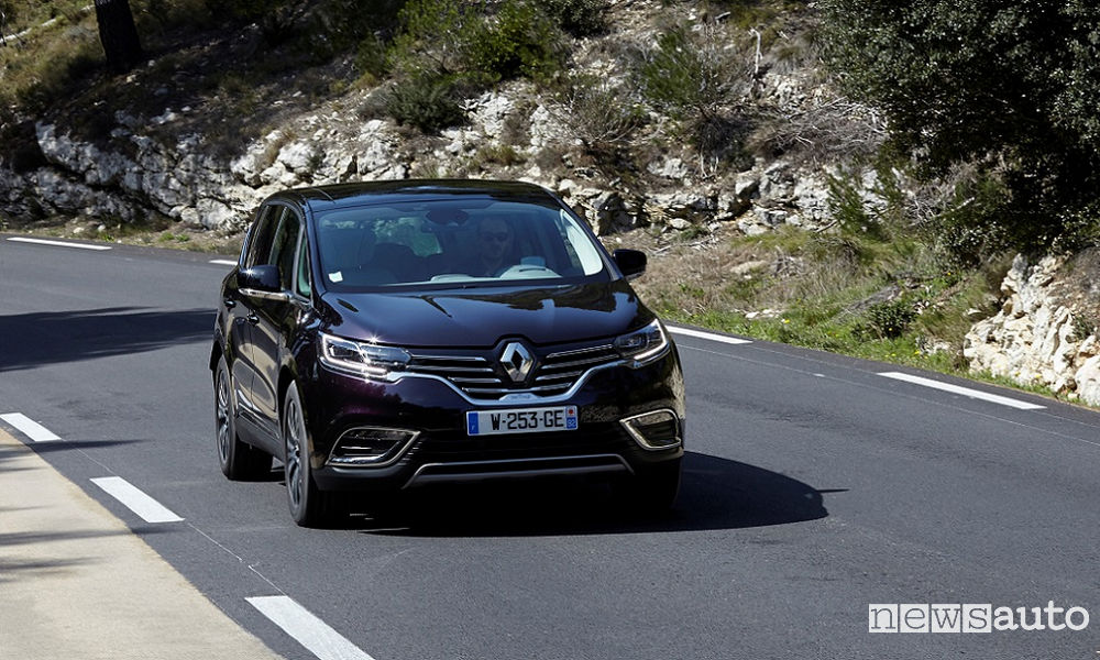 Photo of Renault Espace Restyling