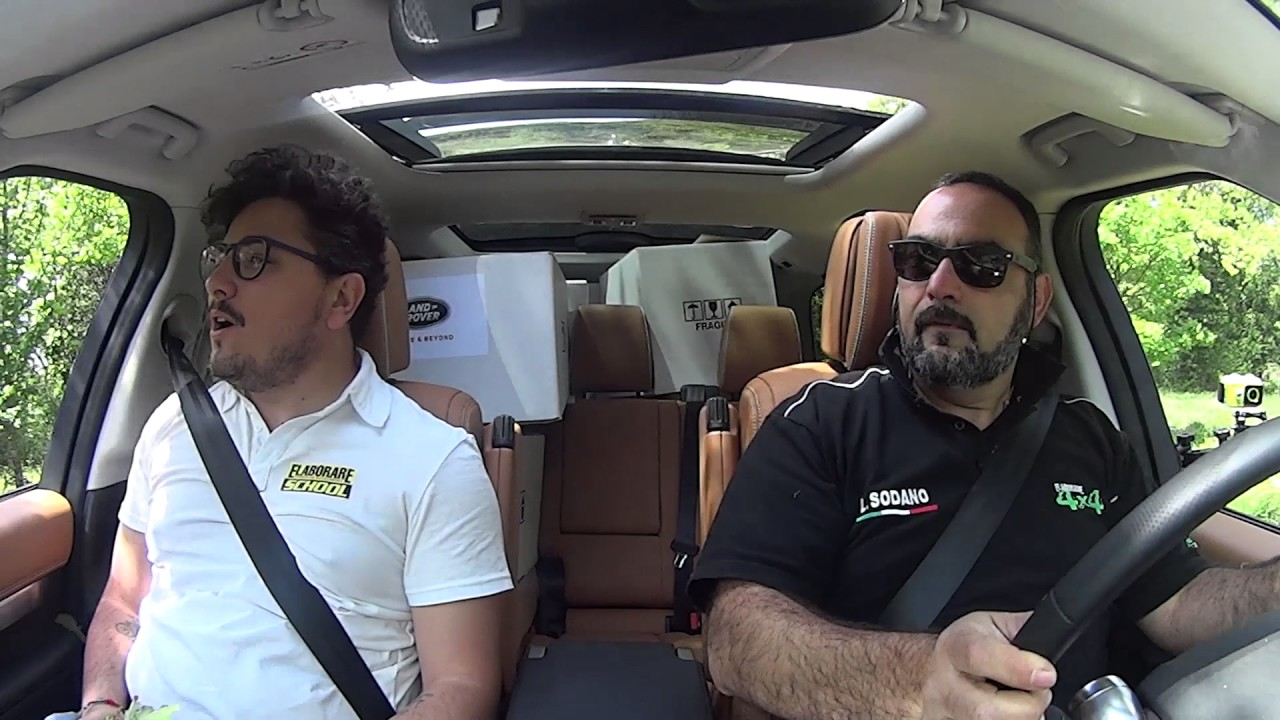 Photo of Video Test nuova Land Rover Discovery Titignano in Umbria