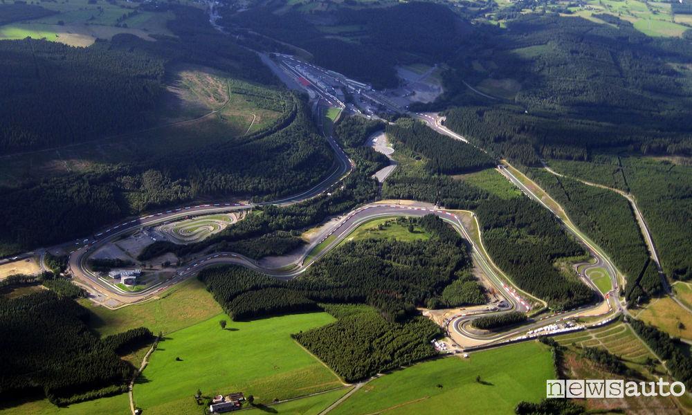 circuito di Spa-Francorchamps
