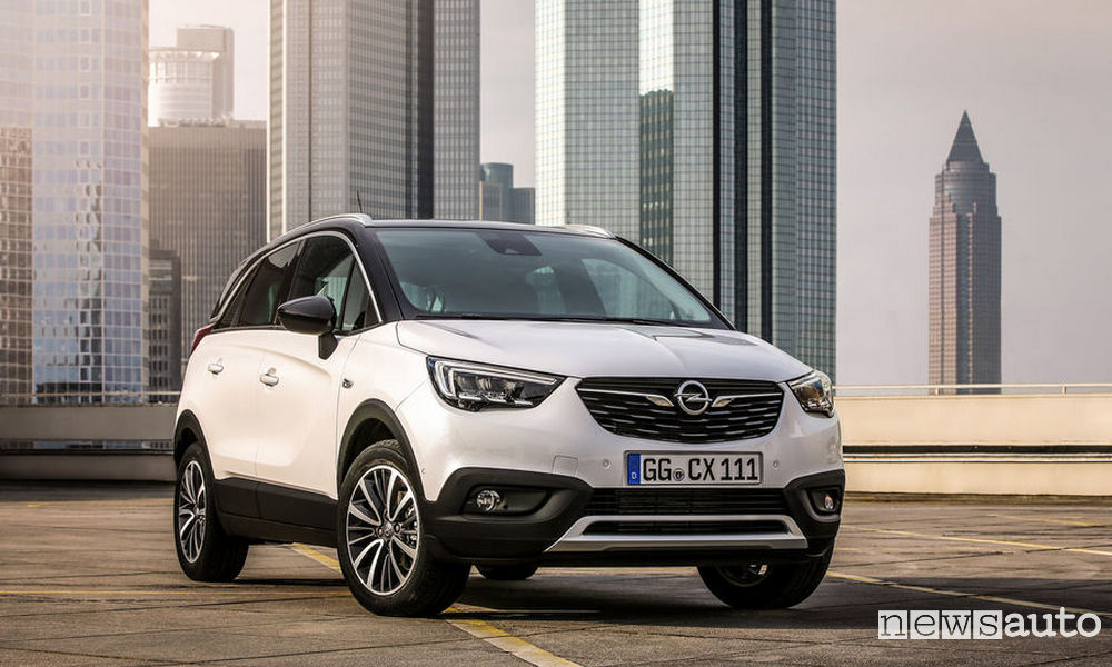 Photo of Le foto del nuovo Opel Crossland X