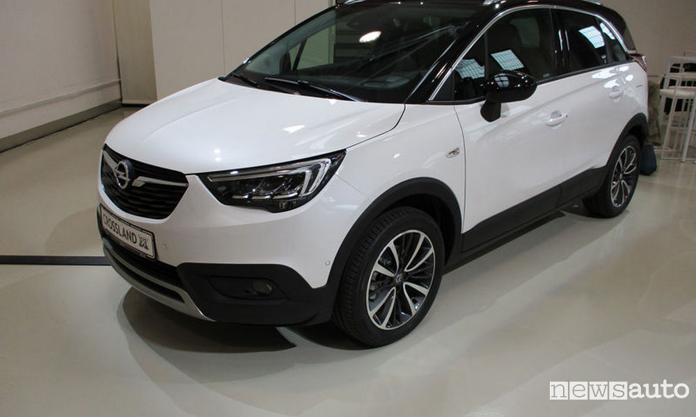 Photo of Opel Crossland X le prime immagini