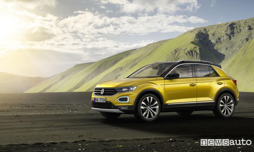 Photo of Le foto della nuova Volkswagen T-Roc