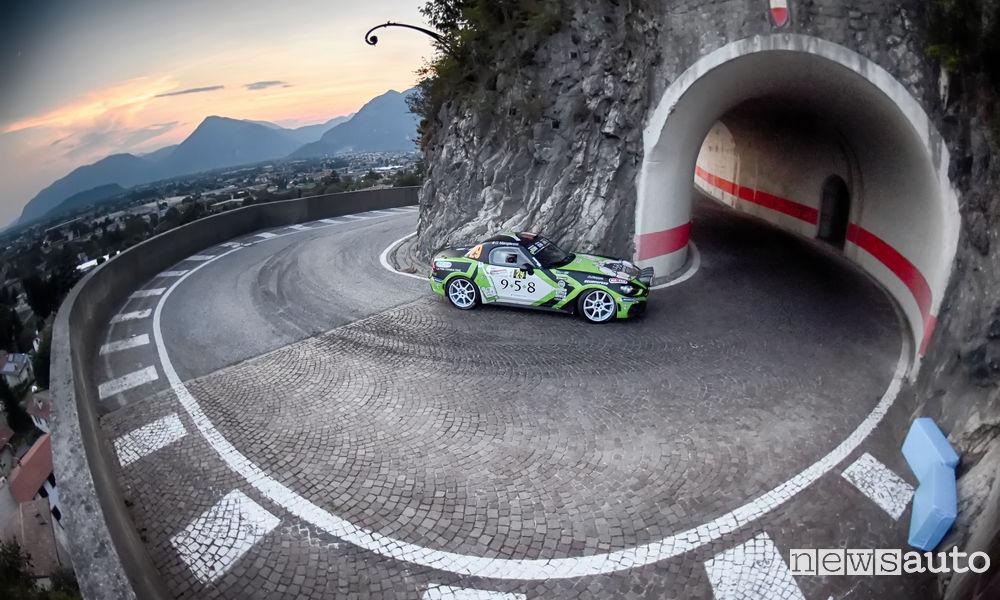 Photo of Andolfi jr vince il Trofeo Abarth 124 rally Selenia