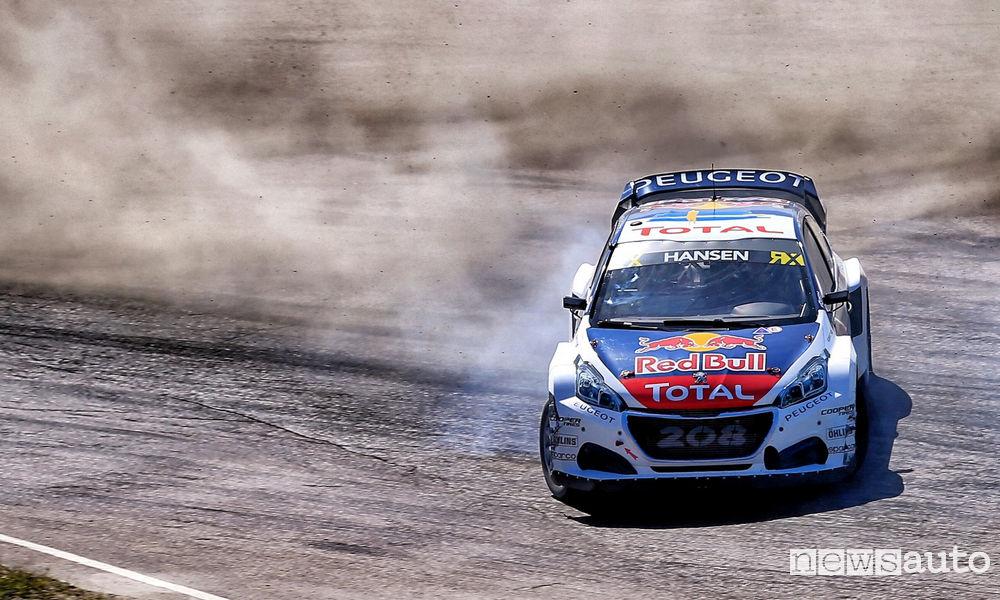 Photo of Peugeot WRX Rallycross 2018