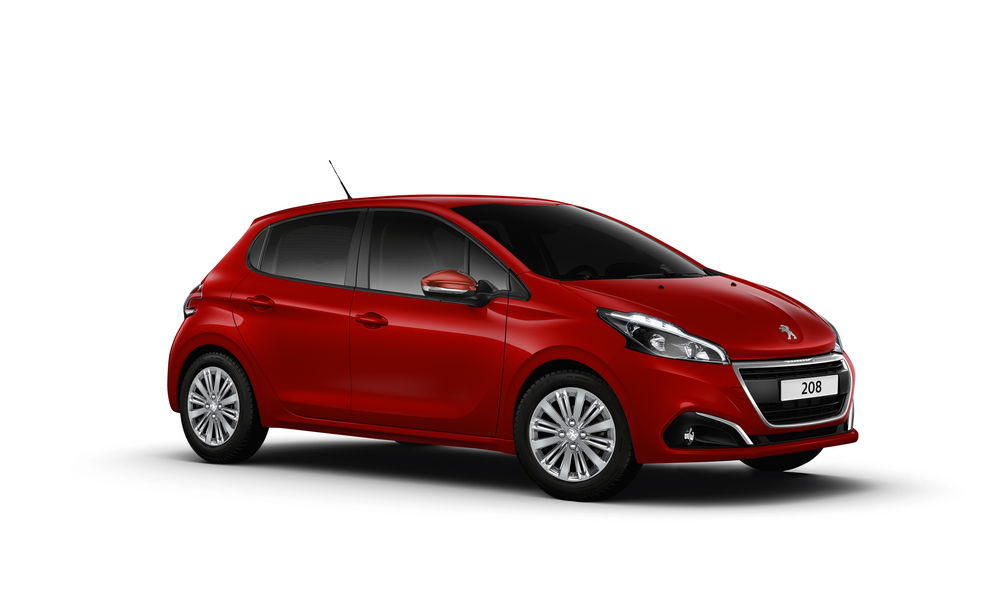 Photo of Peugeot serie speciale 208 TOUCH